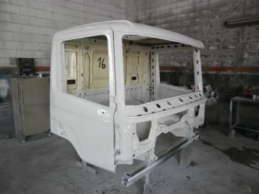 Cabine Scania P124 S4