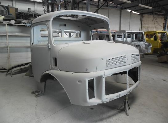 Cabine Mercedes Benz 1318/1516 Recondicionada