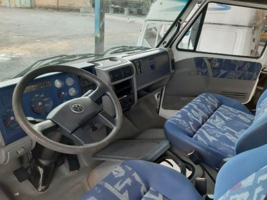 Cabine Volkswagen 8-150 completa